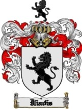 Iliadis Family Crest / Coat of Arms JPG or PDF Image Download - $6.99
