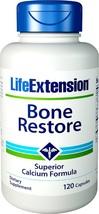 Life Extension Bone Restore 120 Capsules - $68.09