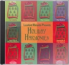 Holiday Harmonies [Audio CD] The Leads; The Classics; The Passions; The ... - $7.00