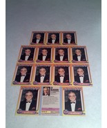***ED McMAHON***   Lot of 14 cards / Hollywood Walk of Fame - $8.99