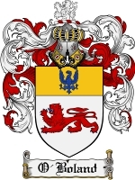 O boland coat of arms download