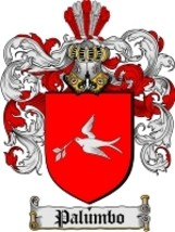 Palumbo Family Crest / Coat of Arms JPG or PDF Image Download - $6.99