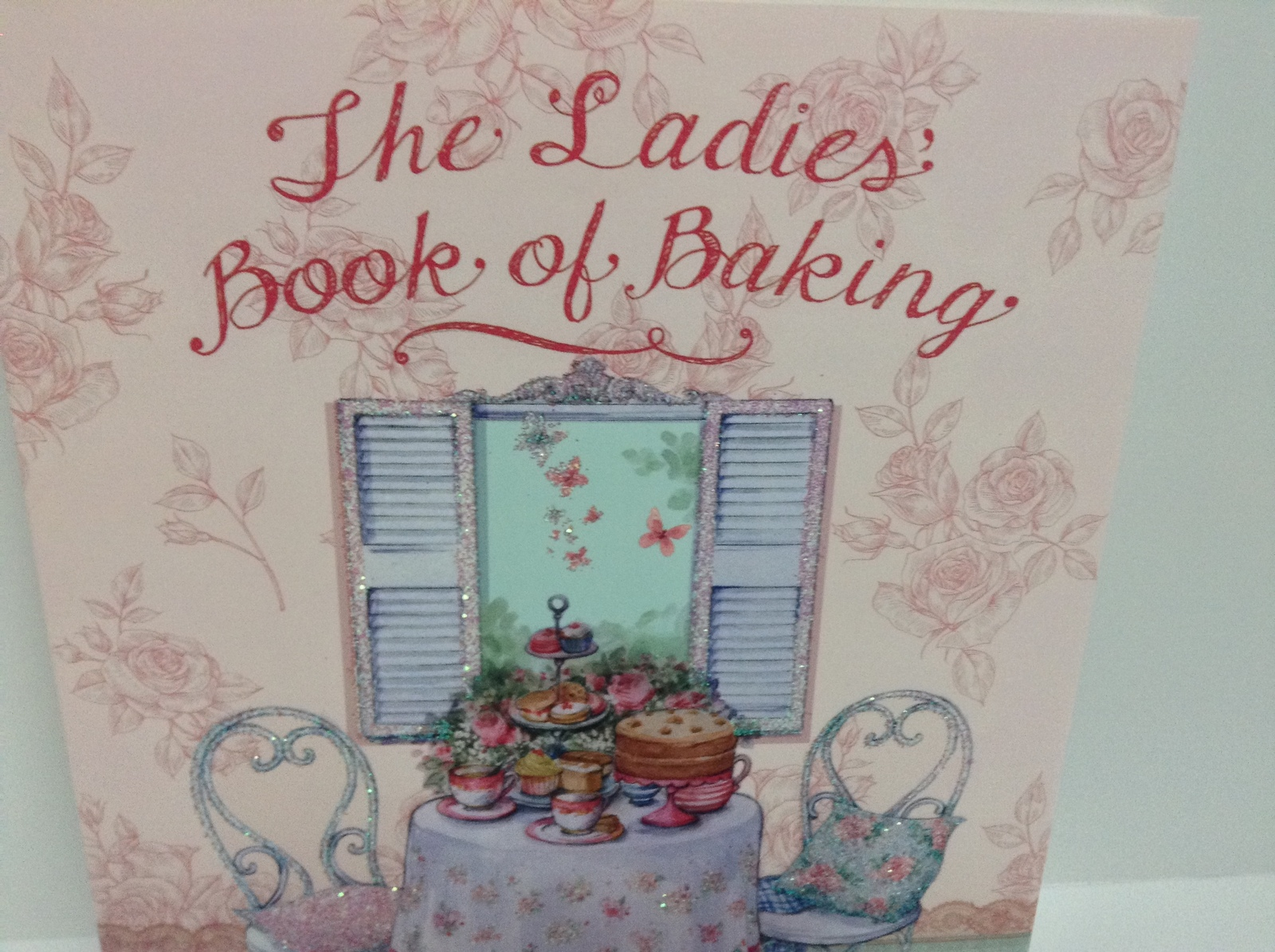 THE LADIES BOOK OF BAKING A collection of Elegant Recipes NEW