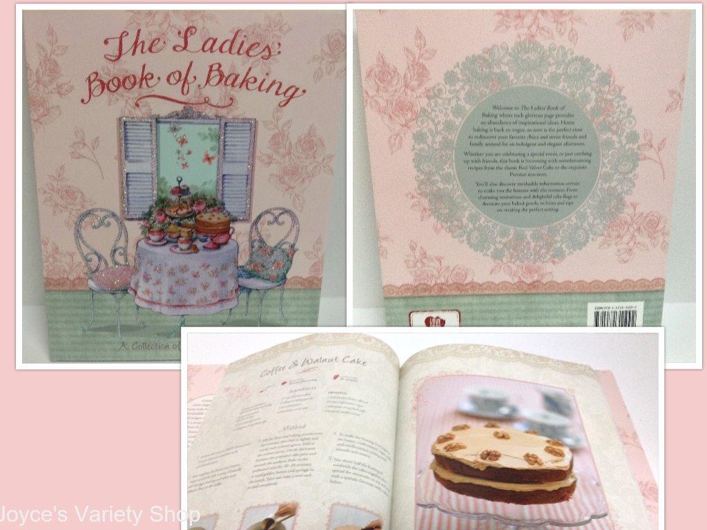 Ladies cook book collage 2