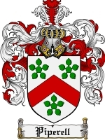Piperell coat of arms download