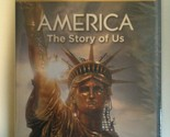 America: The Story of Us (DVD, 2010, 3-Disc Set)
