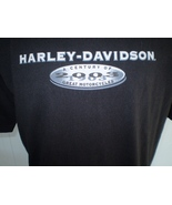Harley-Davidson Black T-Shirt XL Monroeville & Sandusky, Ohio - $20.00