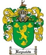 Reynolds Family Crest / Coat of Arms JPG or PDF... - $6.99