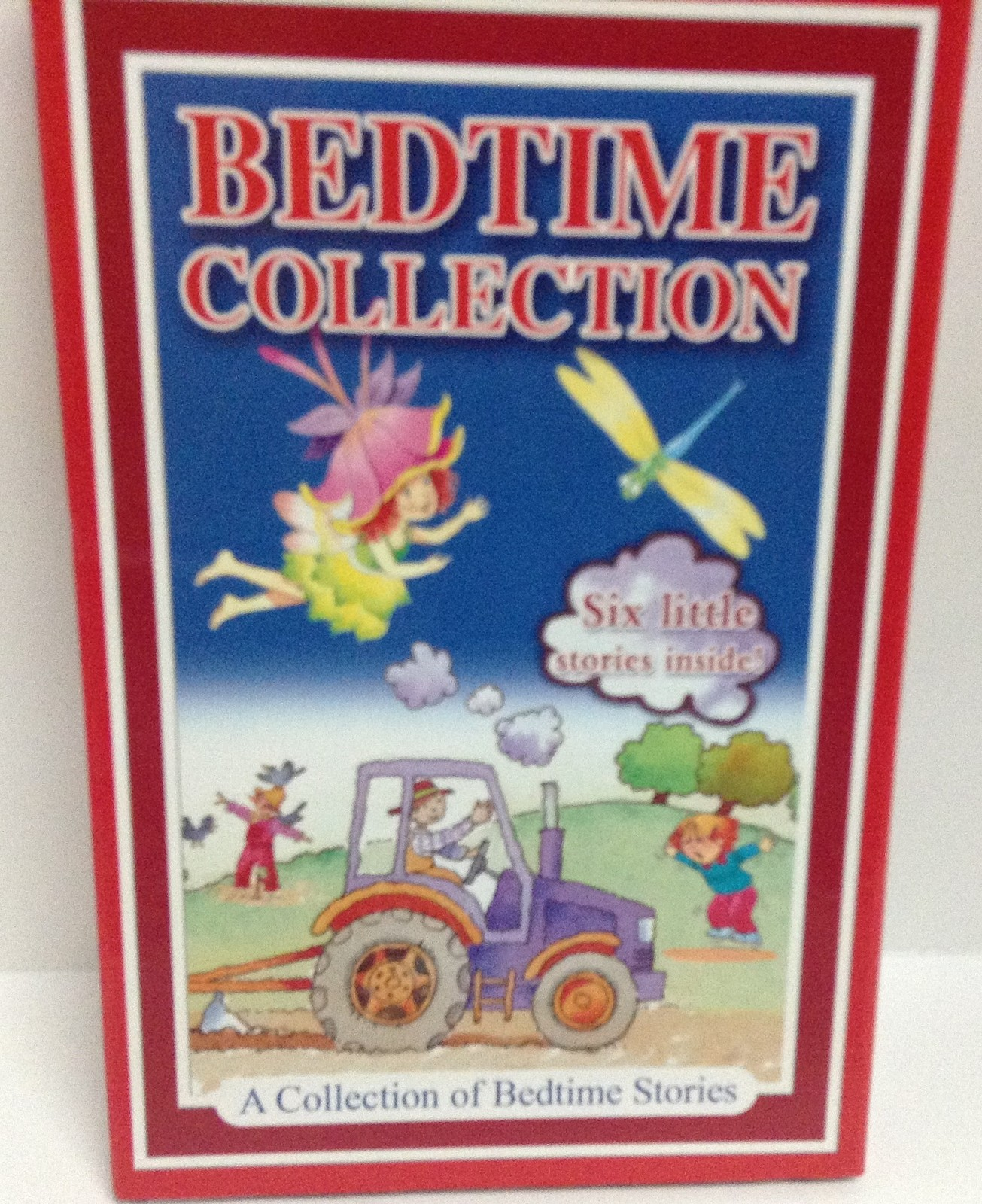 Bedtime Collection Six Little Stories ISBN 978057264398 NEW