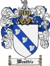 Westbie Family Crest / Coat of Arms JPG or PDF Image Download - $6.99