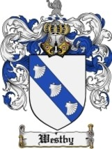 Westby Family Crest / Coat of Arms JPG or PDF Image Download - $6.99