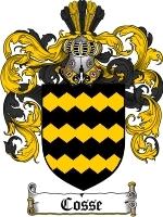 Cosse coat of arms download