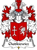 Primary image for Chodkiewicz Family Crest / Coat of Arms JPG or PDF Image Download