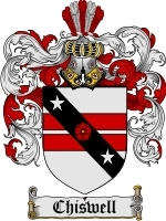 Chiswell coat of arms download
