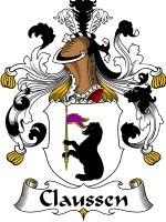 Claussen coat of arms download