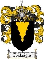 Cokkaigne coat of arms download