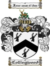 Collingwood Family Crest / Coat of Arms JPG or PDF Image Download - $6.99