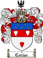 Corleo Family Crest / Coat of Arms JPG or PDF Image Download