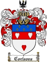 Primary image for Corleone Family Crest / Coat of Arms JPG or PDF Image Download