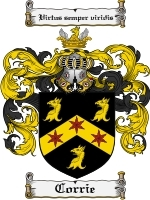 Corrie coat of arms download