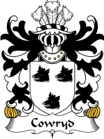 Primary image for Cowryd Family Crest / Coat of Arms JPG or PDF Image Download