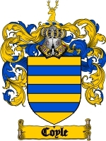 Coyle coat of arms download