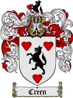 Creen coat of arms download