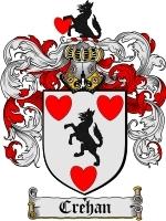 Crehan coat of arms download