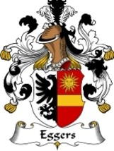 Eggers Family Crest / Coat of Arms JPG or PDF Image Download - $6.99