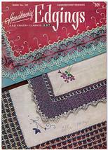 Handkerchief EDGINGS - 1951 Book 282 - $12.99