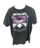 Matelica Mens T-shirt Master Of Puppets Black 2XL XXL - $19.79