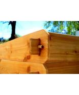 Raised Garden Bed Planter Flower Vegetable Cedar Box Kit Outdoor Plant G... - $124.99