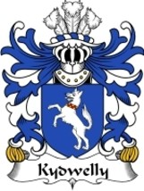 Kydwelly Family Crest / Coat of Arms JPG or PDF Image Download - $6.99