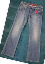 Casual QS QuikSliver Blue Long Jeans Pants Sizes 42/44 Gray Free Shipping - $28.00