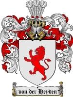 Vonderheyden coat of arms download