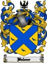 Baleno Family Crest / Coat of Arms JPG or PDF Image Download - $6.99