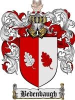 Bedenbaugh coat of arms download