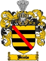 Primary image for Brola Family Crest / Coat of Arms JPG or PDF Image Download