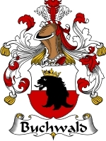 Primary image for Buchwald Family Crest / Coat of Arms JPG or PDF Image Download