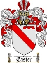Easter Family Crest / Coat of Arms JPG or PDF Image Download - $6.99