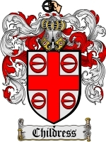 Childress coat of arms download