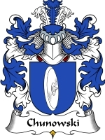 Chunowski coat of arms download