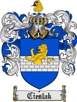 Cieslak coat of arms download
