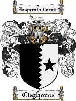 Cleghorne coat of arms download