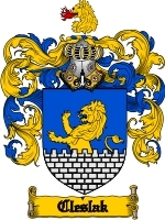 Cleslak coat of arms download