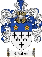 Clinton coat of arms download