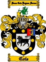 Cole coat of arms download