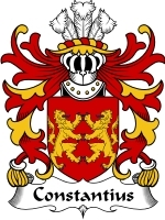 Primary image for Constantius Family Crest / Coat of Arms JPG or PDF Image Download