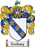 Cookesey coat of arms download