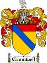 Cromwell Family Crest / Coat of Arms JPG or PDF Image Download - $6.99